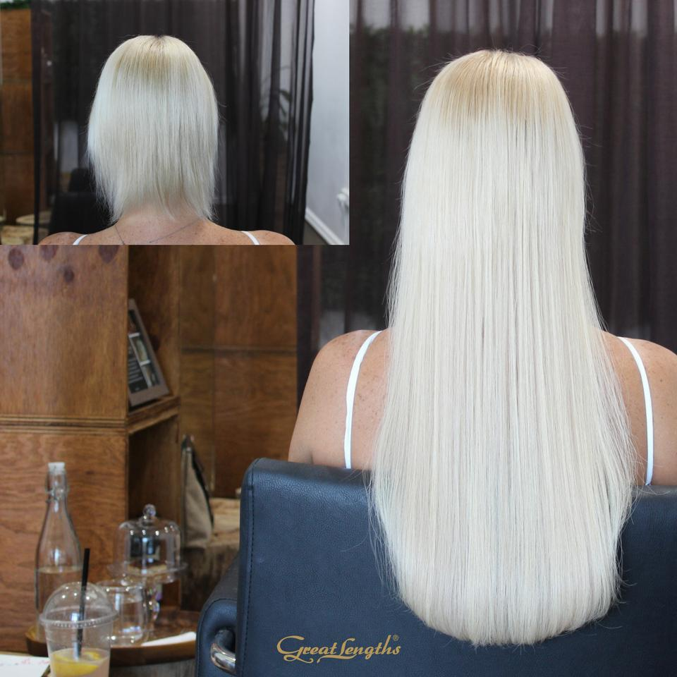 Amara Hair Extensions Gold Coast 100 Real Human Hair Extensions