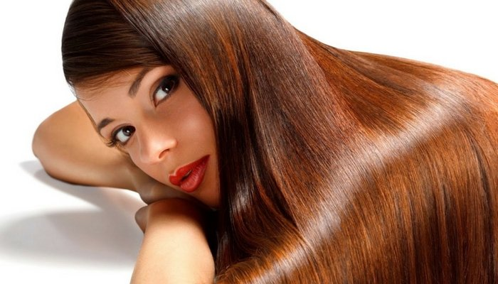 Hair Smoothing Gold Coast | Hair Model | Amara Organic Hair Salon