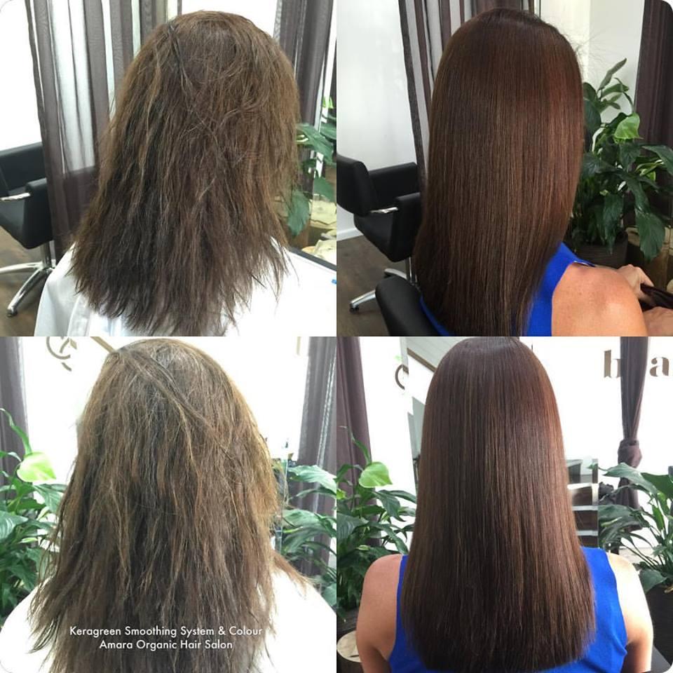 keratin hair smoothing gold coast best hairdressers