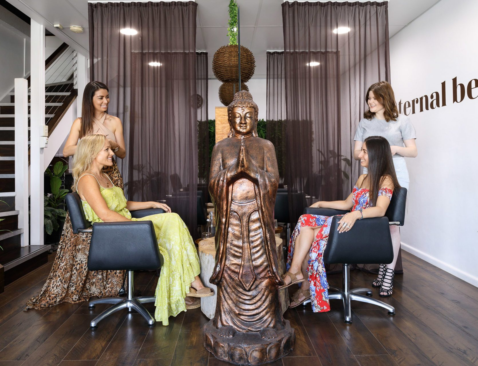Hairdressers Gold Coast - Amara Organic Hair Salon